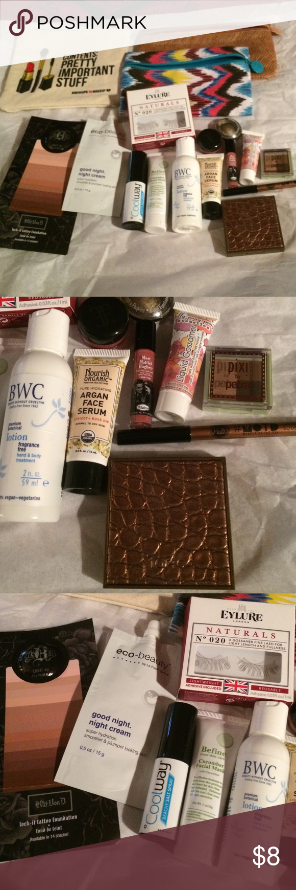 Lot of random makeup/beauty products Never opened/used