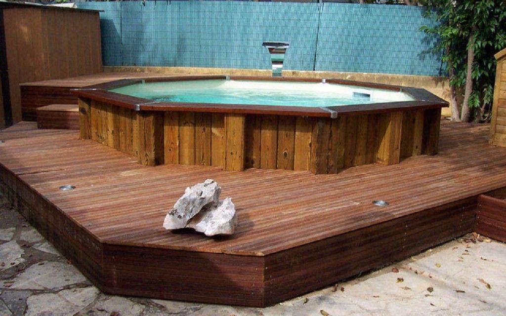 Pool Beautiful Modern Sweet Above Ground Swimming Pool Design Ideas