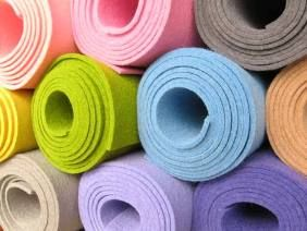 3mm Thick 100 Wool Felt A Dense And Consistently 1 8 Thick