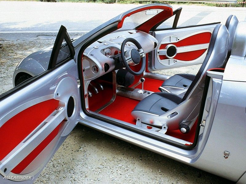 """Ghia 'StreetKa' spider concept debuts at Turin show The """"StreetKa"""" is a two-door, two-seat ..."""