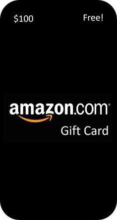 Photo of $100 Free Amazon Gift Card –  Enter for a chance to Win a $100 Amazon Gift Card …