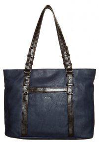 Tamaris - LORNA - Shopping Bag - navy