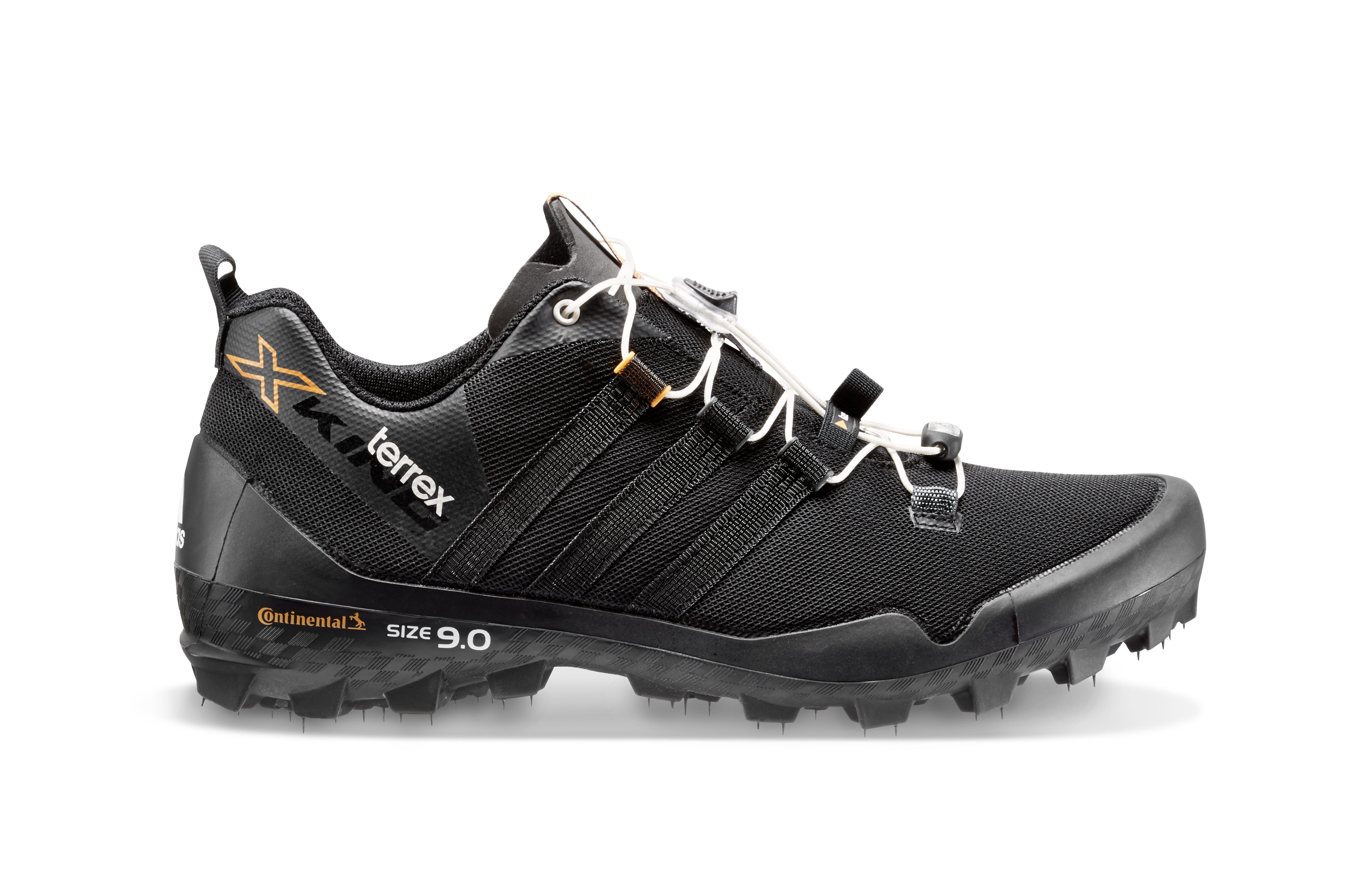 Exclusive world first review of the Adidas Terrex X-King trail shoe! OCR  Europe