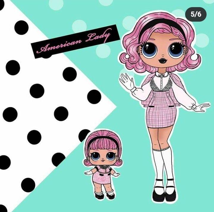 Pin by Kali Guy on surprise! in 2020 | Lol dolls, Cute ...