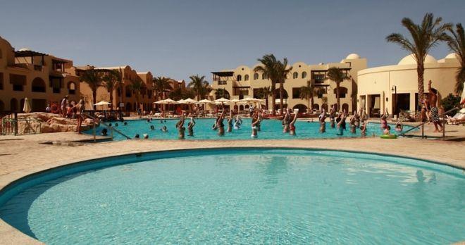 LastMinute Stella Makadi Gardens, Hurghada. In Offerta Lastminute a Euro 410 All Inclusive, 7 notti a persona in camera doppia