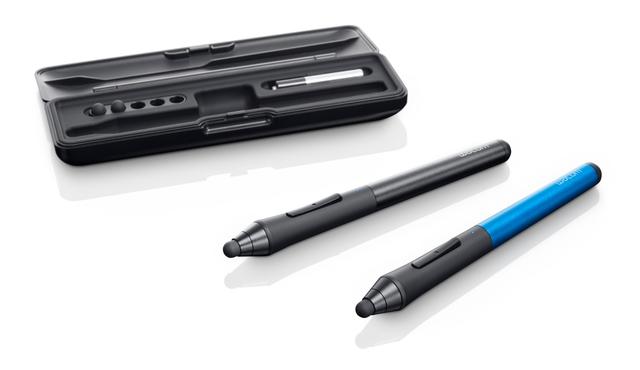 Smart Stylus Roundup: Pressure-Sensitive Electronic Pens for iPad: Wacom Intuos Creative Stylus for iPad