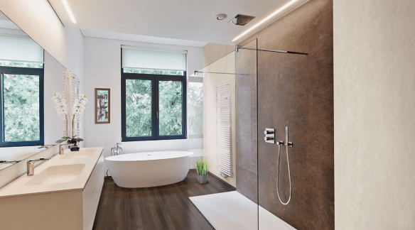 Alternatives To Tiling Your Bathrooms