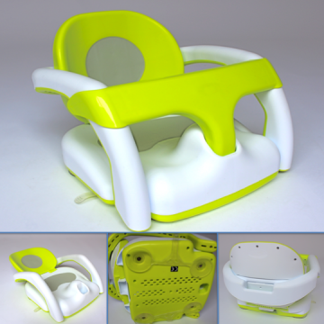 2 In 1 Unisex Baby Bath Seat & Hammock For Use From Newborn To ...