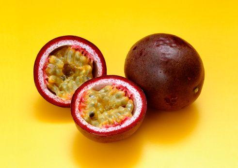 Passion Fruit Stock Photo 122630373