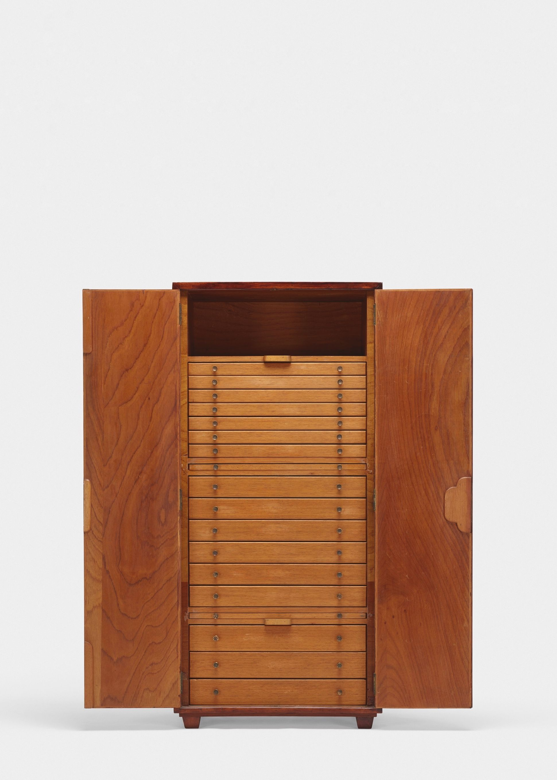 sergio rodrigues, custom cabinet from bloch editores