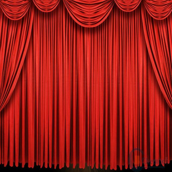 Guangzhou P40 Led Stage Curtain Window Display Material Curtain