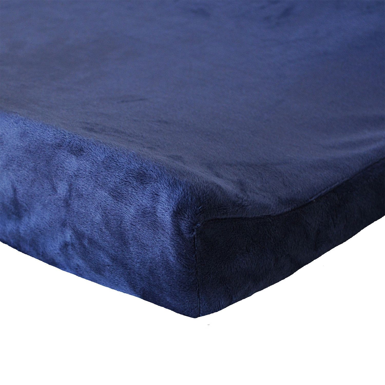 plush navy changing pad cover products pinterest products