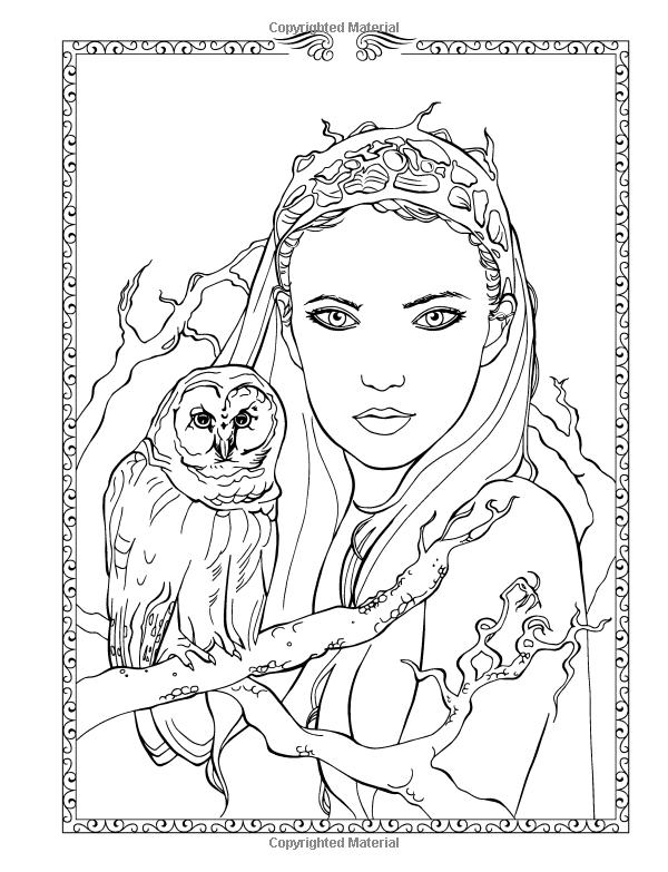 Amazon.com: Totem Animals Coloring Book (9780994515544): Michelle ...