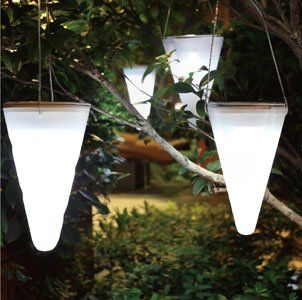 Amazon Com Cornets Shaped Outdoor Hanging Led Solar Rechargeable Light Snail Modern Scandinavian Des Solar Lights Garden Outdoor Solar Lights Solar Lights
