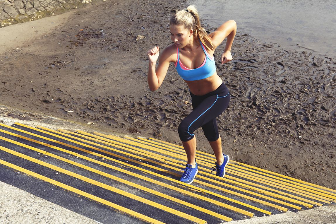 High-Intensity Interval Training Makes Fitness Fast