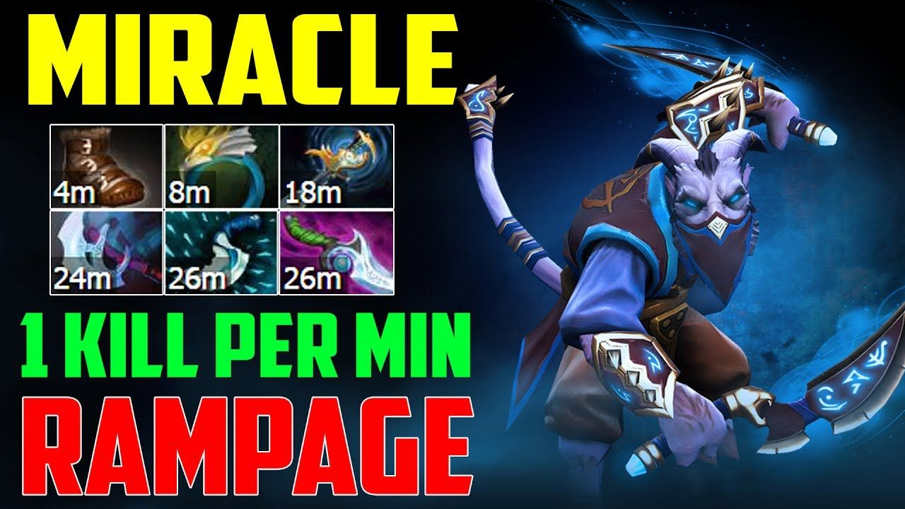 Miracle Riki 1 Kill Per Min Rampage Dota 2 Battle Cup 2017 Dota 2 Comic Book Cover Miracles
