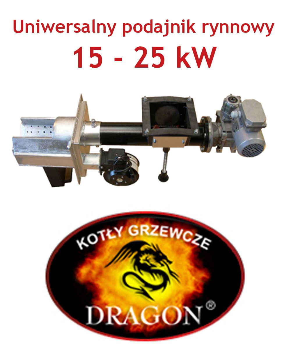 Uniwersalny Podajnik Rynnowy Dragon 25th Dragon Pieces