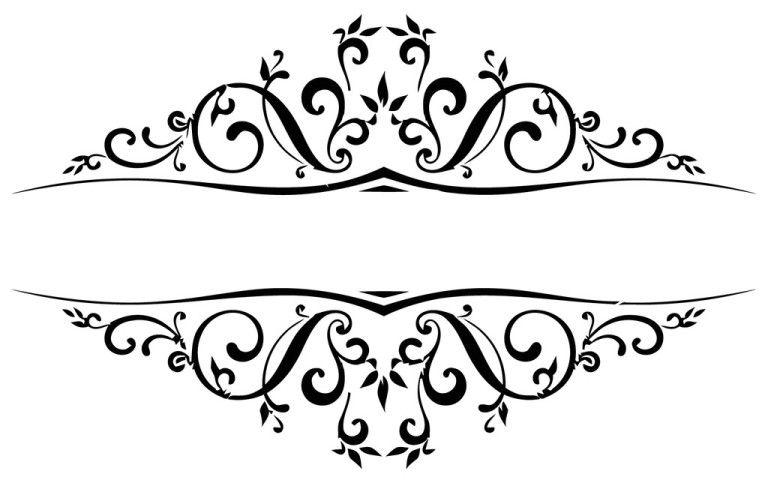 free flourishes clipart boarders pinterest flourish free and rh pinterest com flourish clipart free clip art swirls flourishes