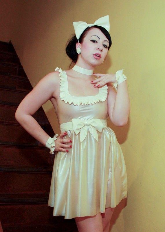 Topless Dress Fashion