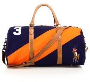 Polo Ralph Lauren Regatta Duffel Bag