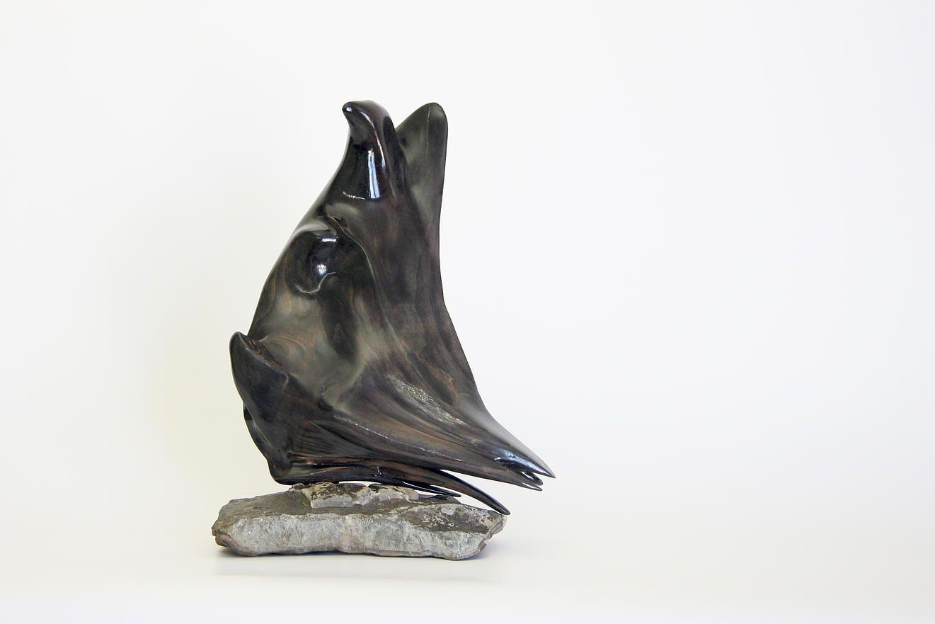 Yves Lavallée - Cocotte - Driftwood Sculpture Bois flotté | Gnarly ...