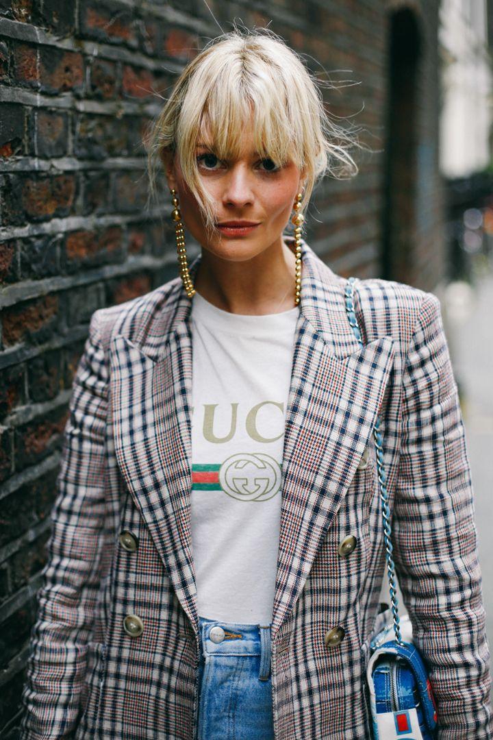 Las tendencias a través del estilo de Pandora Sykes http://stylelovely.com/galeria/estilo-pandora-sykes/