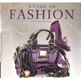 A Year of Fashion 2013 Calendar $3.79