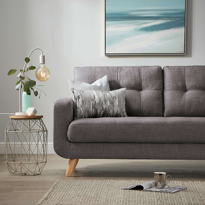 Hockney 3 Seater Sofa Living Room Sofa Design Sofa Fabric Sofa