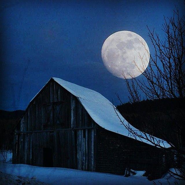 Beautiful nature photography in New Brunswick, Canada | Photo: @whisper_beneath_the_moon / Instagram