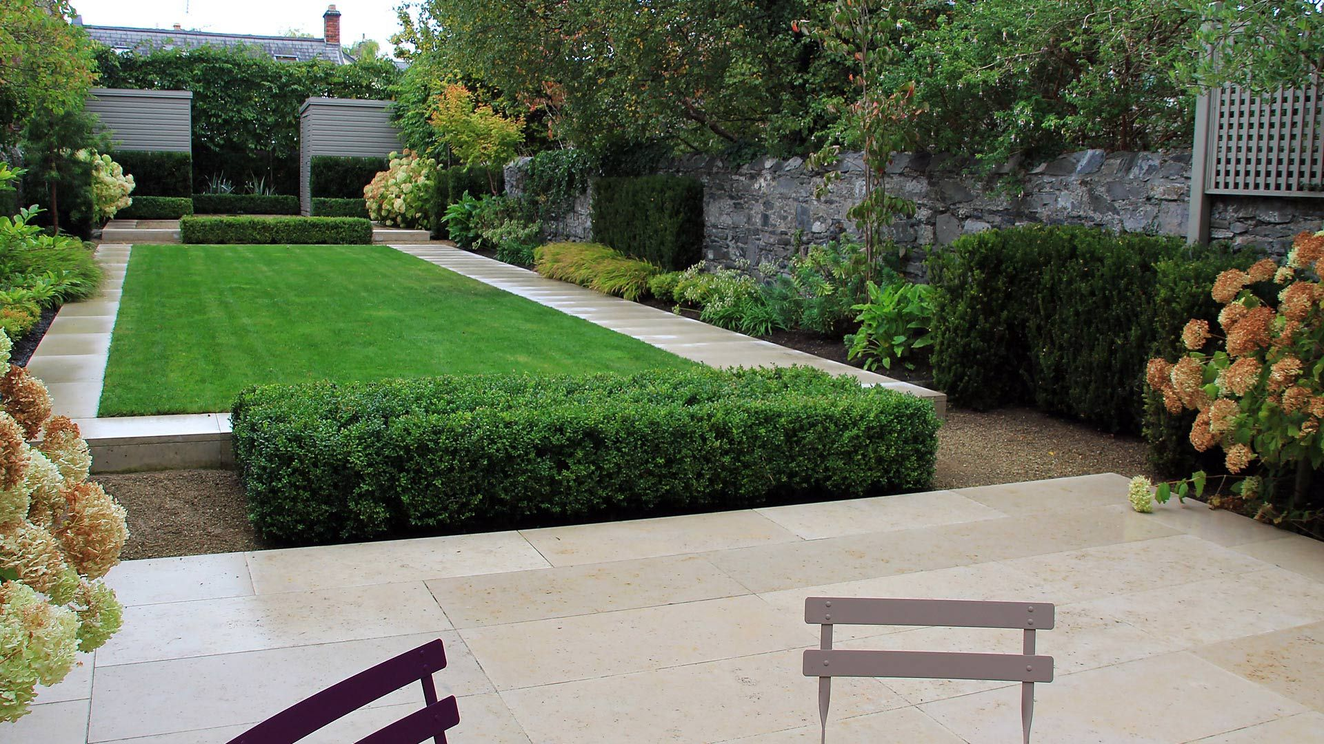 contemporary garden design google search