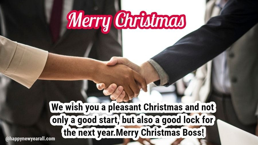 Happy Merry Christmas Wishes Messages for Boss: Your boss in the office is like a guiding figure who helps you in all the circumstances but not every boss is the same.f you want to succeed in your work a thank you Christmas message for boss will work as wonders. #Merrychristmasgreetings #Merrychristmaswishes #Merrychristmas2019 #Merrychristmaswishesmessages #Merrychristmasquotes #Merrychristmasboss #Merrychristmastoboss #Merrychristmaswishesforboss