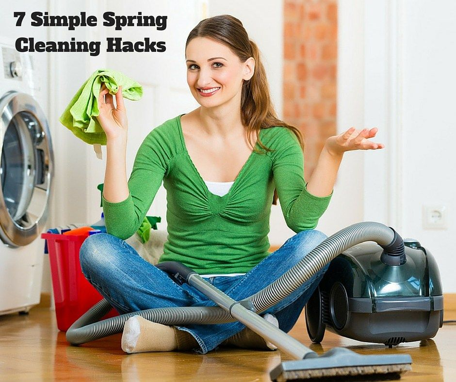 7 Simple Spring Cleaning Hacks (With images) Spring