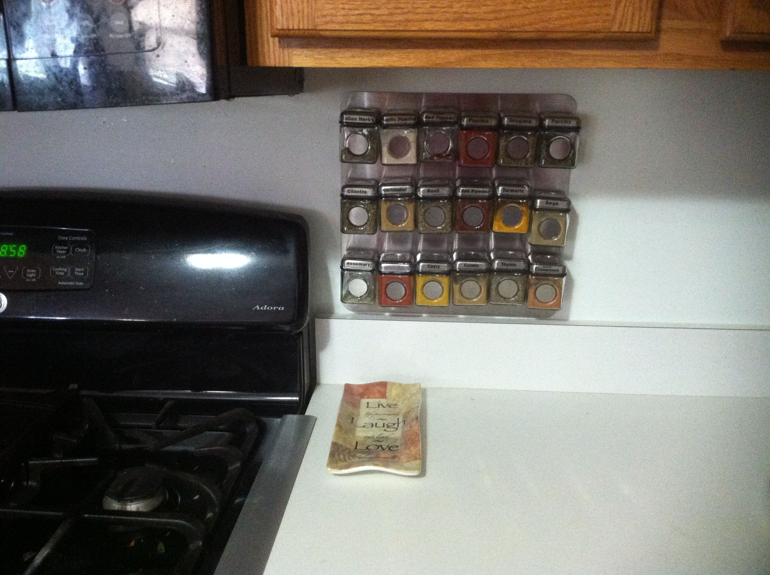 wall mounted spice rack!! PROJECTS Pinterest