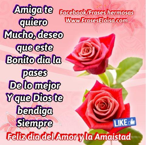 Frases Eloisa San Valentin Amistad Amor Y Frases