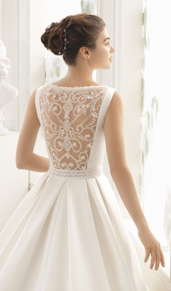 Wedding Dress by Aire Barcelona 2017 Bridal Collection 108