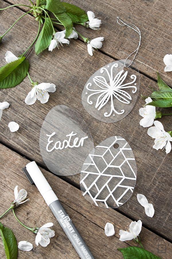 Photo of Krickel Krakel chalk Easter eggs | TWO: STE