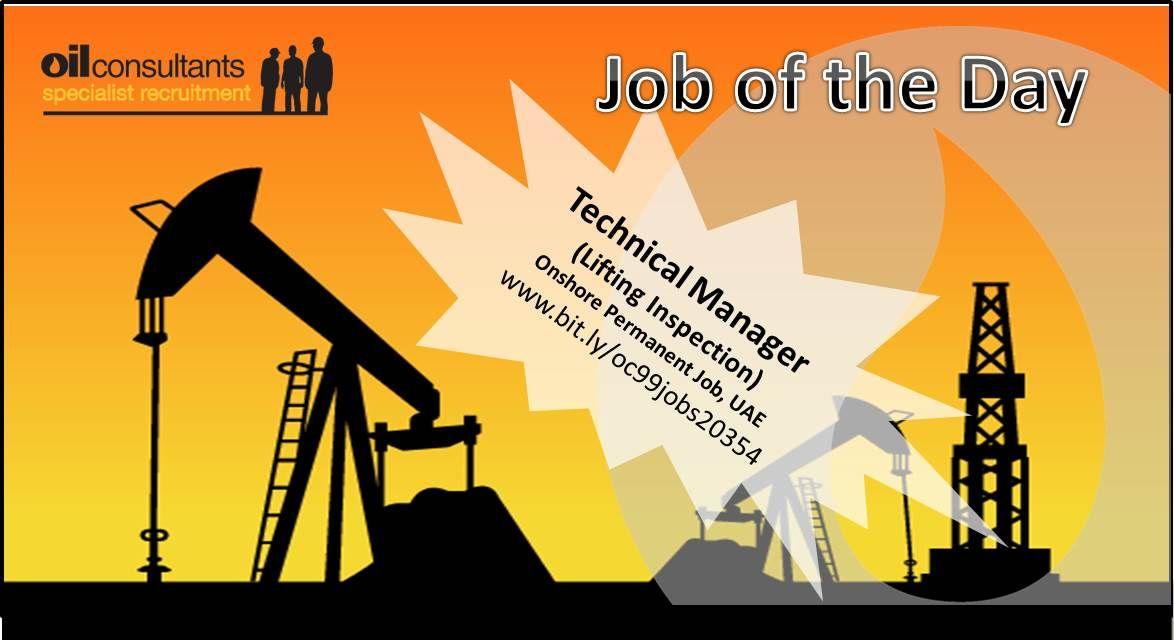 Pin on Oil Jobs
