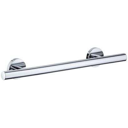 Hansgrohe 40513000 E And S Accessories 12 Inch Towel Bar In Chrome Plumbingdepot Com Towel Bar Chrome Towel Bar Hansgrohe