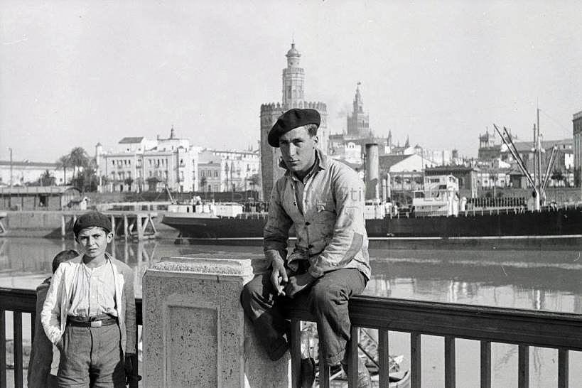 1932 - Fotos de la Sevilla del Ayer (II) - Página 7