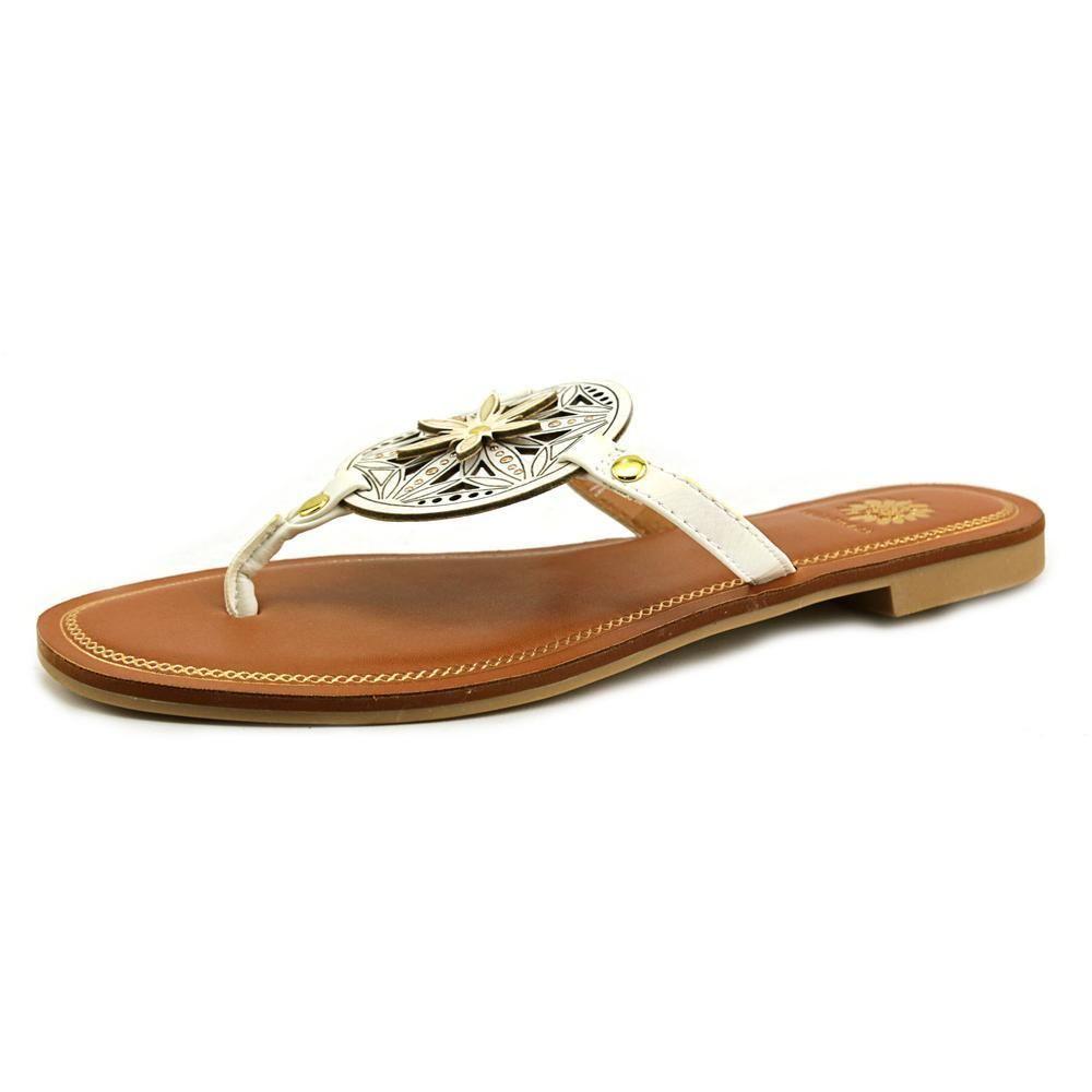 Yellow Box Women's 'Romona' Faux Sandals