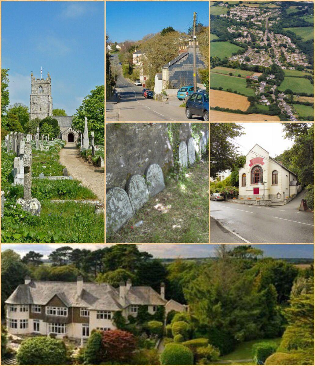 Budock or Budock Water (Cornish Dowr Budhek) is a civil