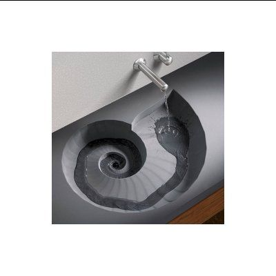 HighTech Ammonite Sink - recommendation by JStevens - ThisNext