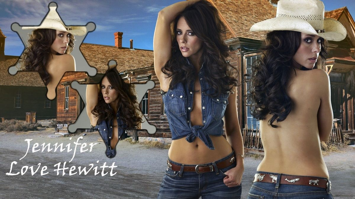 Image result for jennifer love hewitt , cowgirl