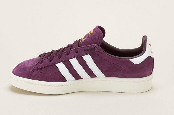 Adidas Originals Sneakers Campus W prune | chaussures