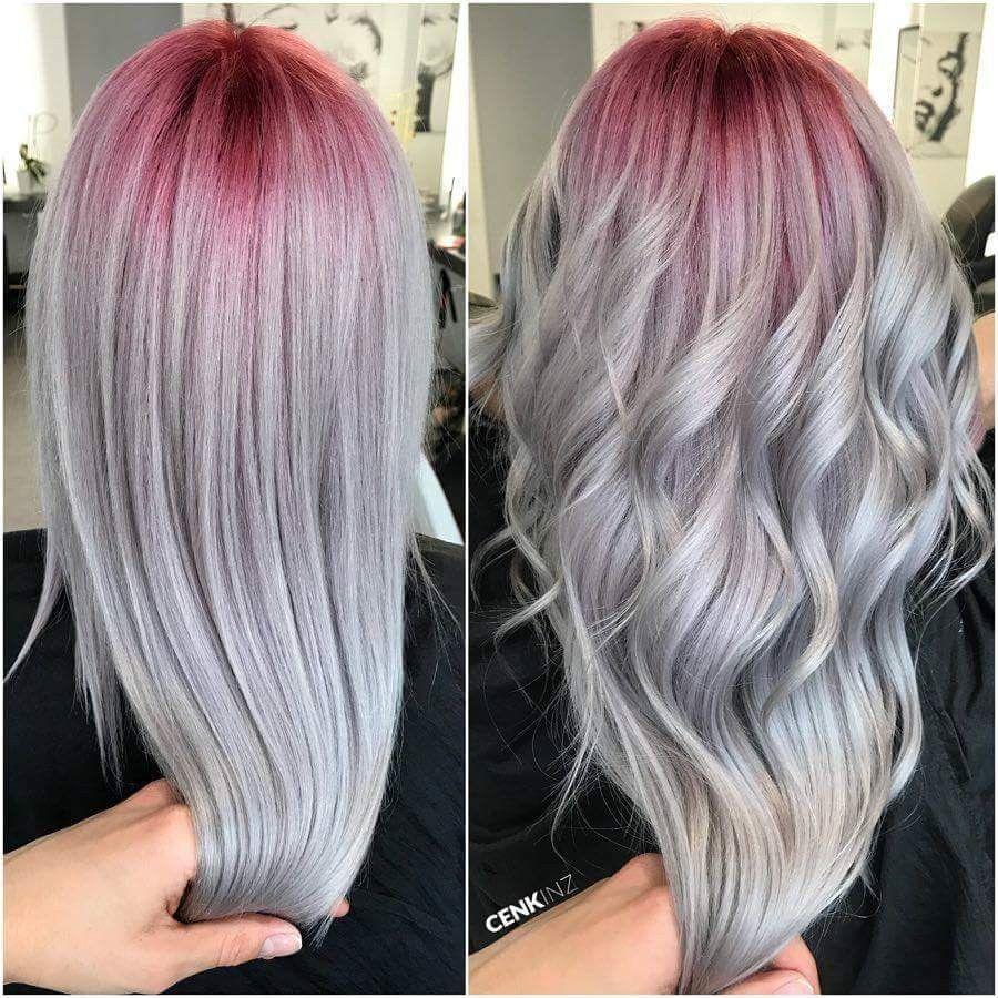 bleeding steel hair 🤩 | hair styles & colors in 2019 | hair