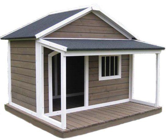 Houses & Paws Dog House
