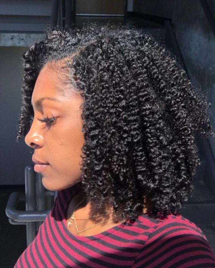 Brazilian Natural Hair : Follow @erikankansah for more #naturalhairupdo