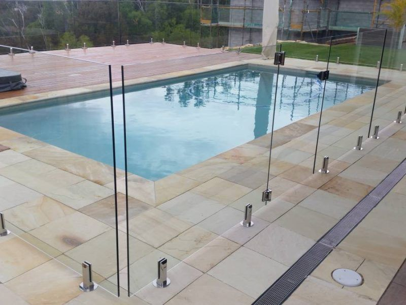 Insular Pool Fencing Glass Pool Fencing Gold Coast Pool Fence Glass Pool Fencing Aluminum Pool Fence