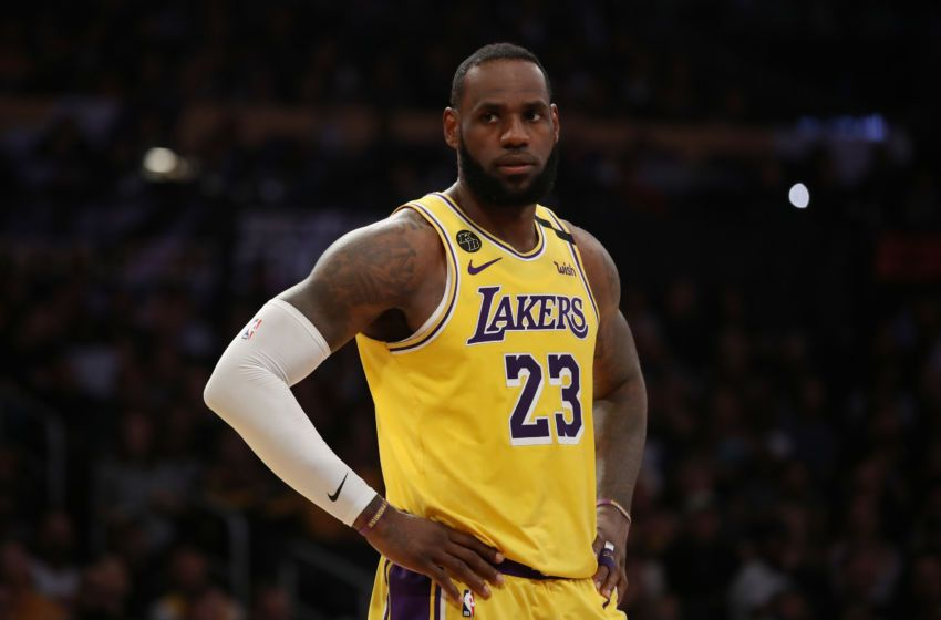 Los Angeles Lakers Rule Out Lebron James Vs Golden State Warriors In 2020 Nfl News Lebron James Nfl Online