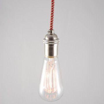 Southern Lights Electric Co.: Houndstooth Pendant
